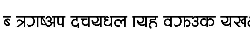 Preview of Aakriti Regular
