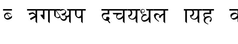 Preview of Akshar Normal