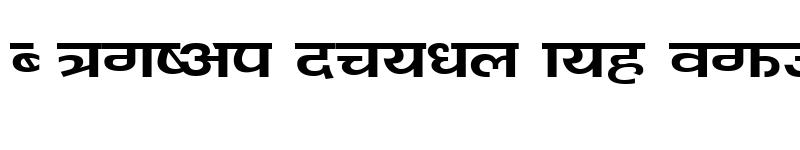 Preview of Bahunbad Regular