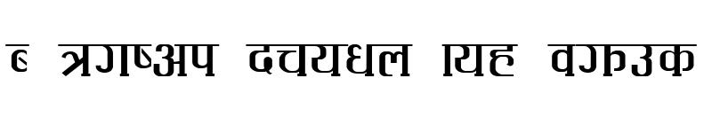 Preview of Gadha Regular