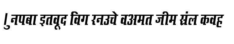 Preview of Kruti Dev 636 Normal