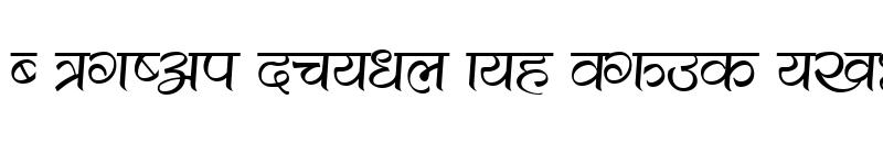 Preview of Shrinagar Regular