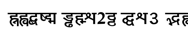 Preview of Yogeshweb Bold